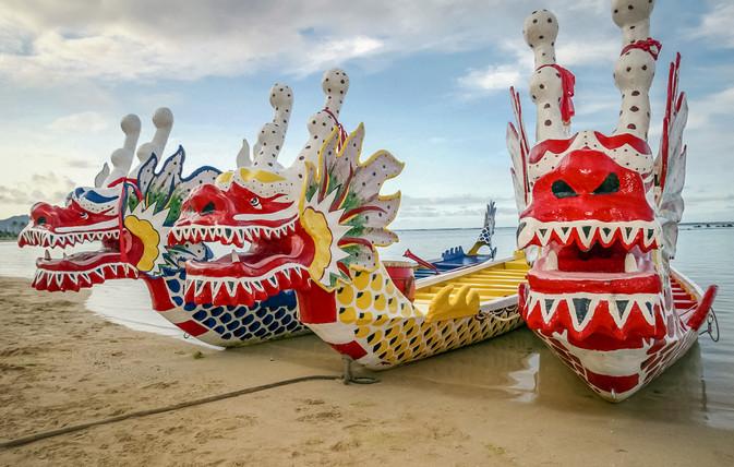 Dragon Boats & InstallationArt