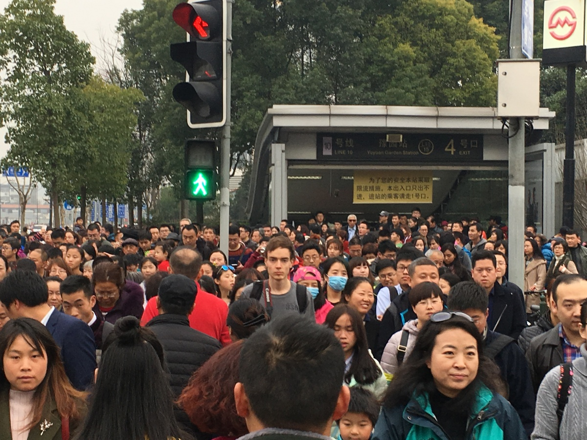 Shanghai-versary 2017