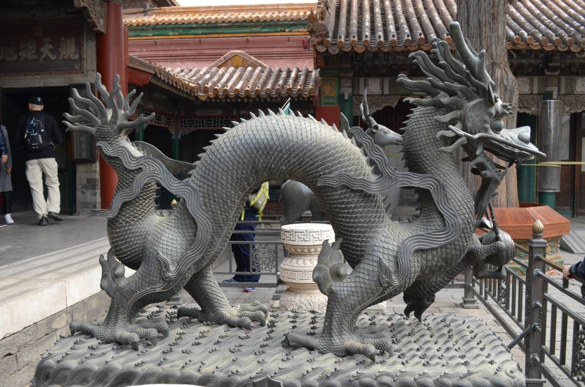 Beijing Bucketlist: Tiananmen Square, Forbidden City & JingshanPark
