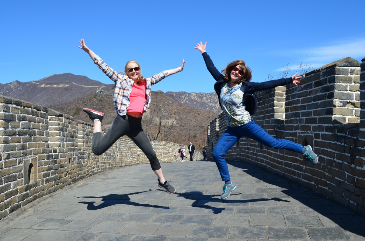 Beijing Bucketlist: The Great Wall (Chángchéng)